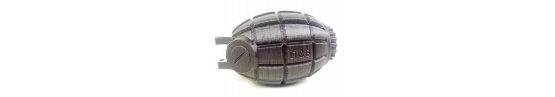 No36 Improved Throwable Grenade Replica